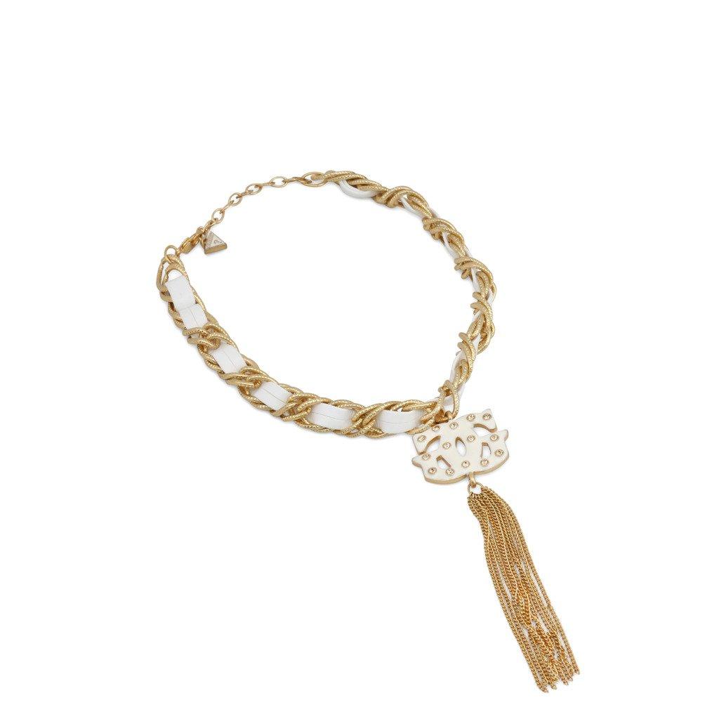 Guess Women's Necklace Yellow UFN30804 - yellow NOSIZE