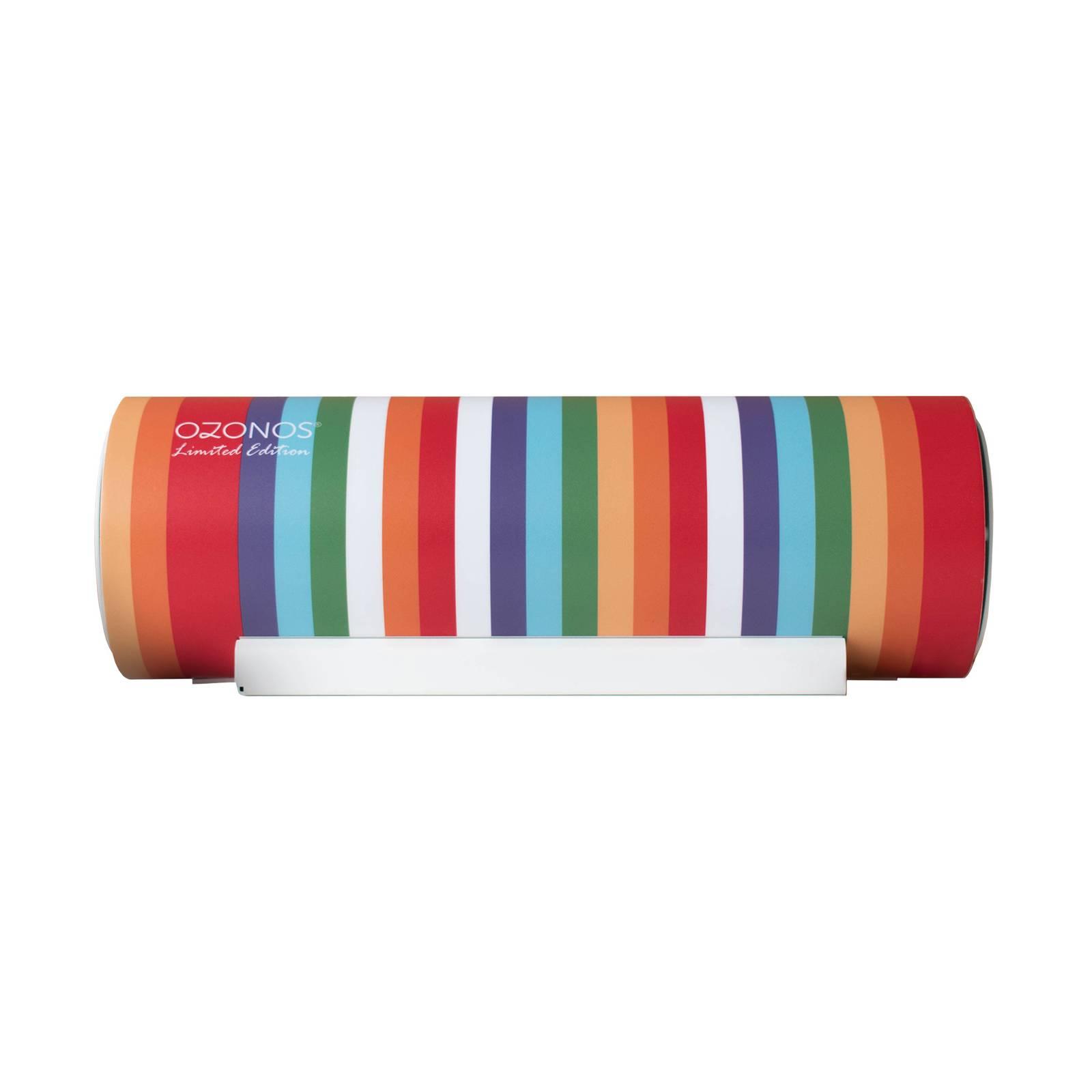 Ozonos AC-1 -ilmanpuhdistin, 0,048 ppm O3, Rainbow