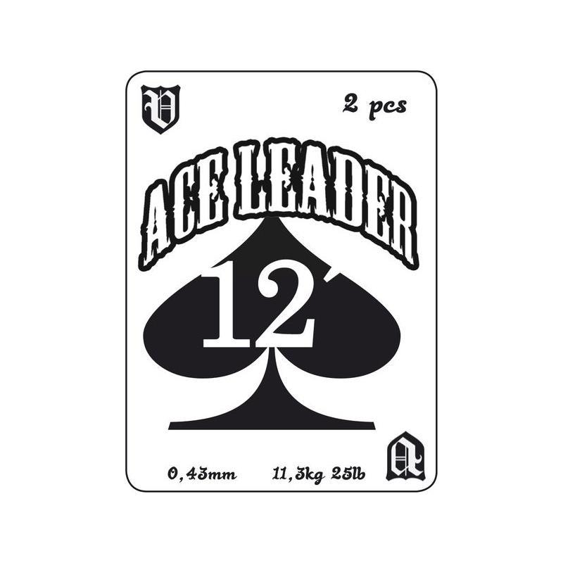 Vision Ace Leader 12' 0,38mm. 2pk