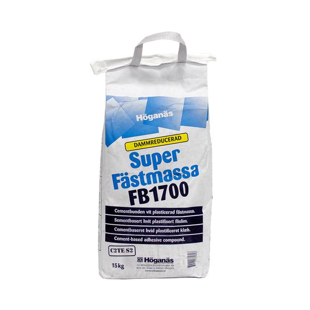 FÄSTMASSA SUPER FB 1700 15KG