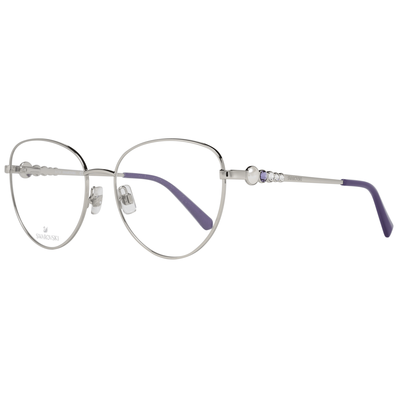 Swarovski Women's Optical Frames Eyewear Silver SK5332 5616B
