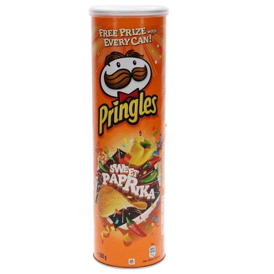 Pringles Paprika - 25% rabatt