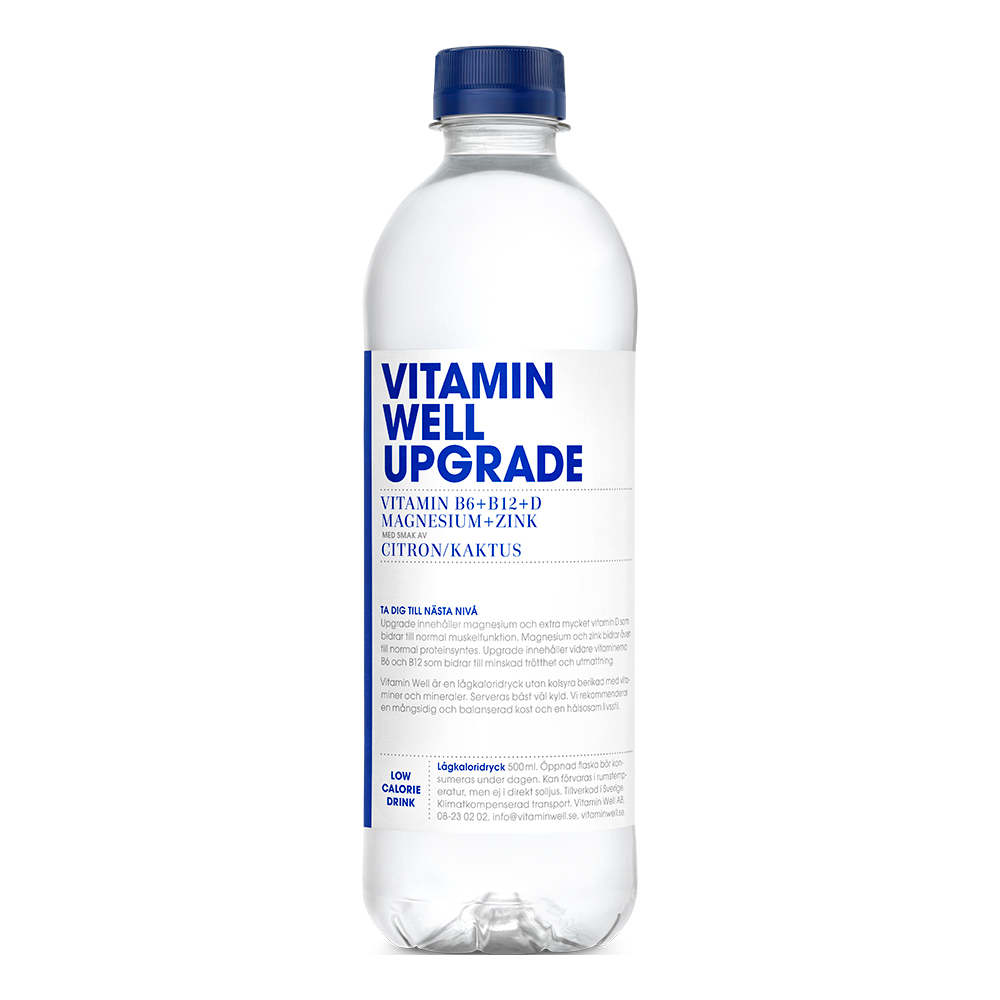 Vitamin Well Upgrade Citron/Kaktus
