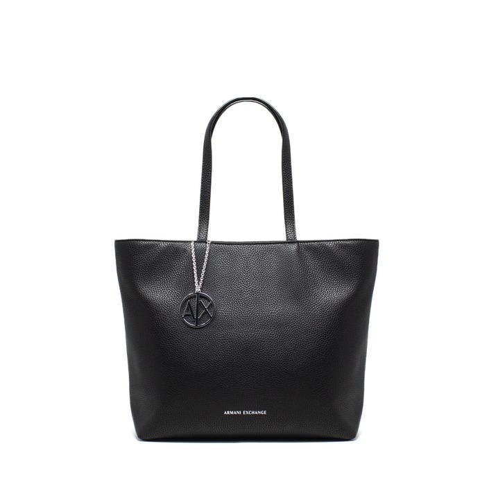 Armani Exchange Women's Shopping Bag Black 167992 - black UNICA