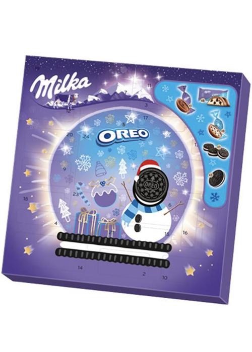 Milka Oreo Kalender 286G