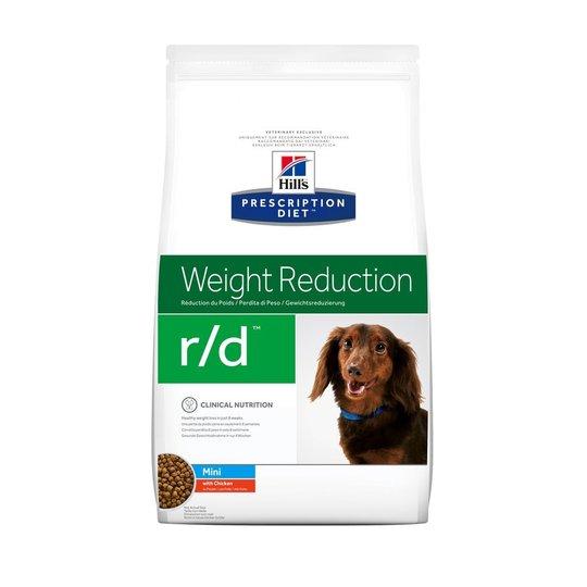 Hill's Prescription Diet Canine Mini r/d Weight Reduction Chicken (1,5 kg)