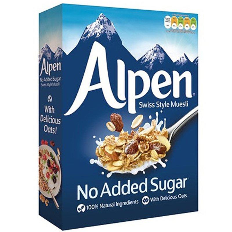 Alpen Mysli Makeuttamaton - 23% alennus