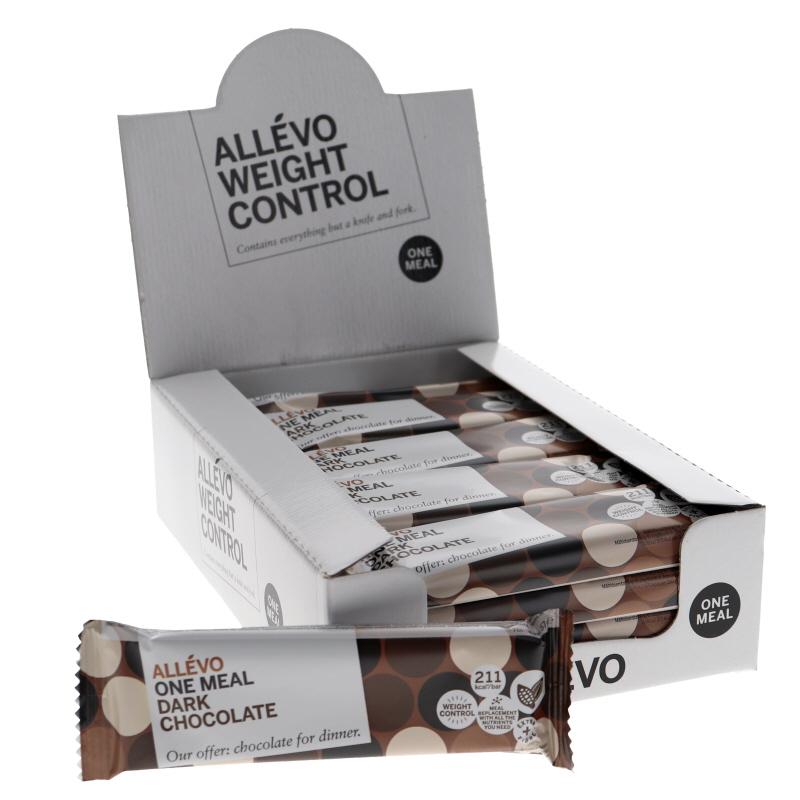 Måltidsersättning Dark Choco 20-pack - 85% rabatt