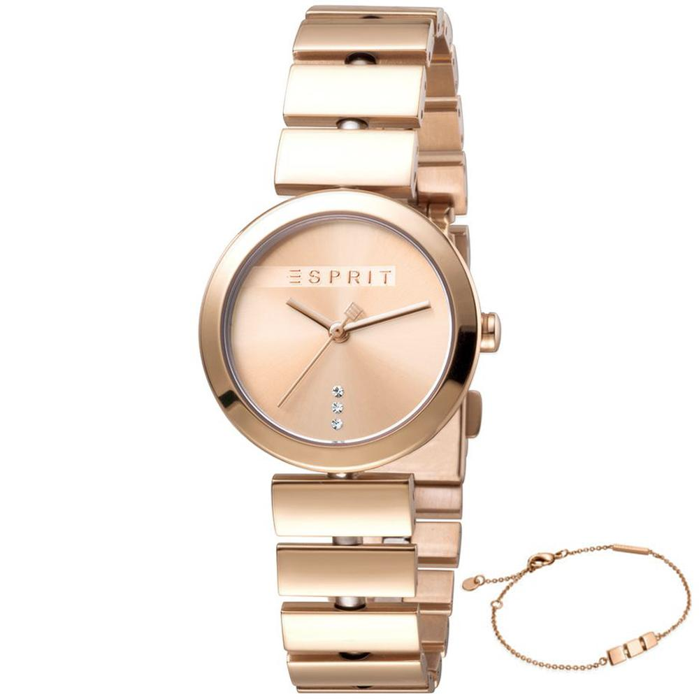 Esprit Women's Watch Rose Gold ES1L079M0035