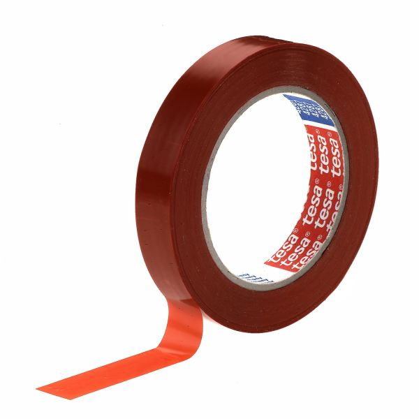 Tesa 4287 Båndtape rødbrun rødbrun, 66 m x 25 mm