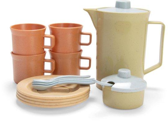 Dantoy BIOplastic Kaffeservise