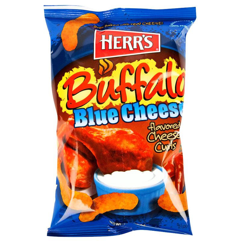 "Snacks ""Buffalo Bluecheese"" - 46% rabatt"