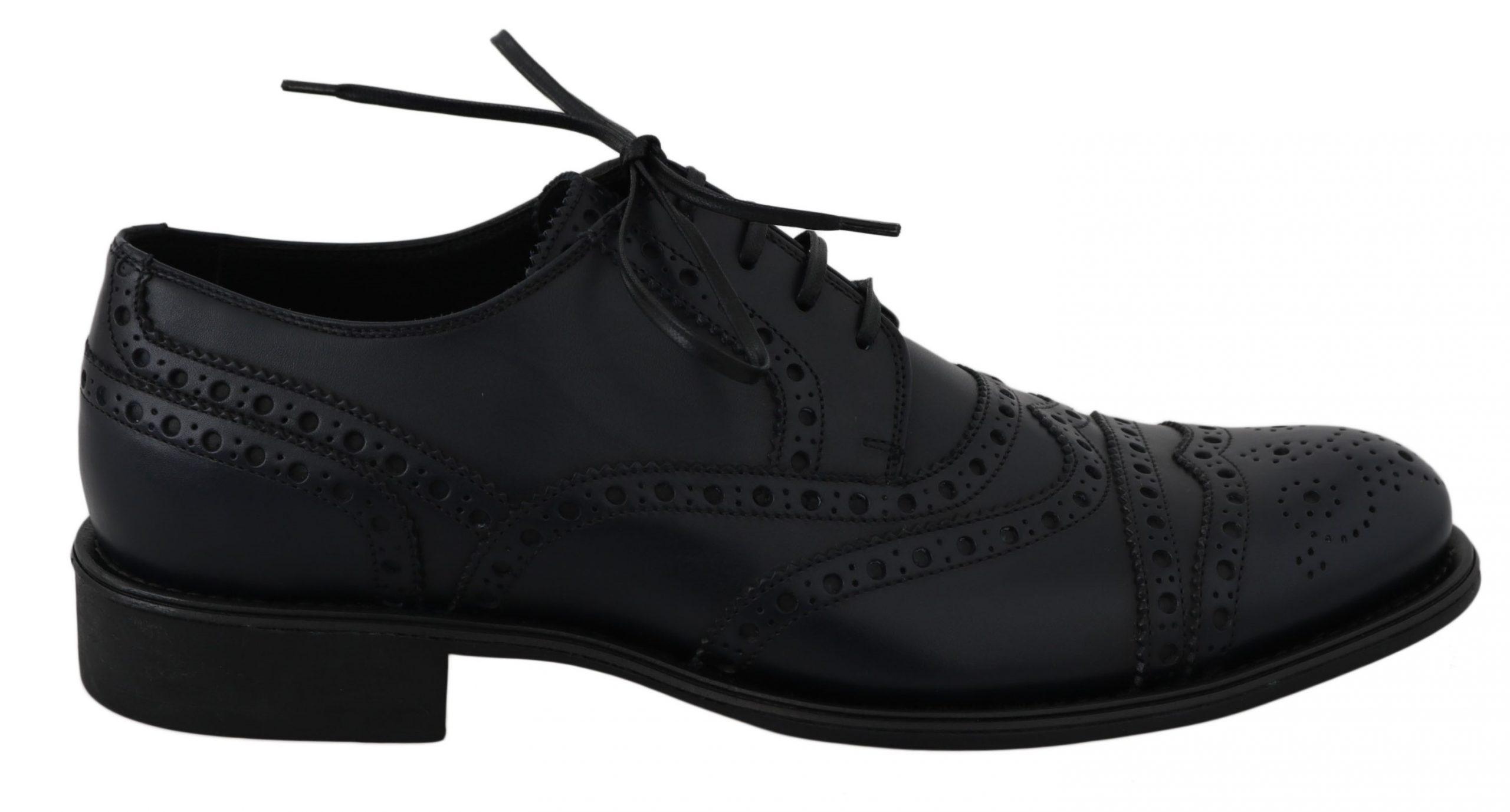 Dolce & Gabbana Men's Shoes Blue MV2334 - EU39/US6