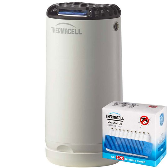 Thermacell Halo Mini Myggskydd Vit 10-pack