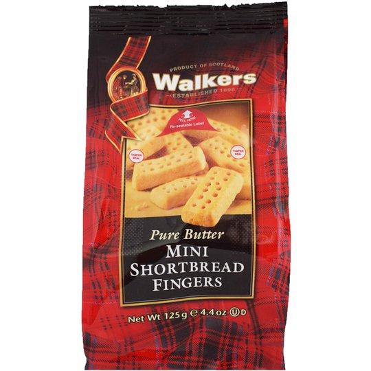 "Kakor ""Shortbread Fingers"" 125g - 36% rabatt"