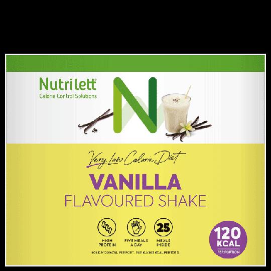 Shake Vanilj, 25-pack