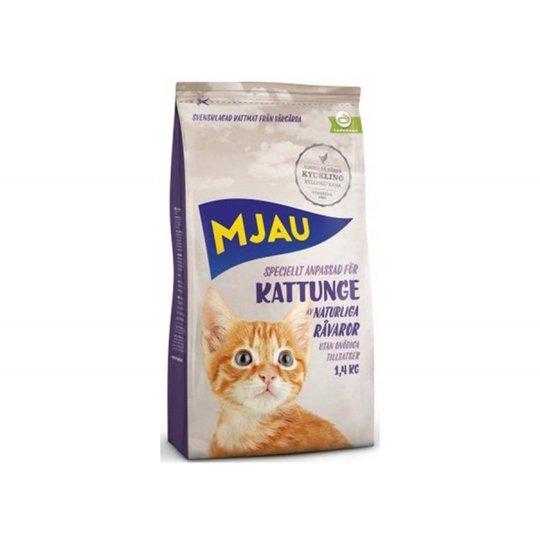 Mjau Kattunge
