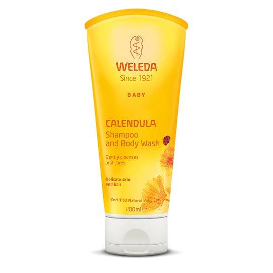 Calendula Shampoo & Body Wash – EKO