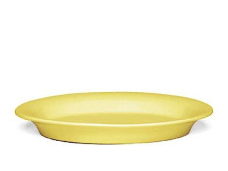 Ursula tallerken Gul Ø 18 cm