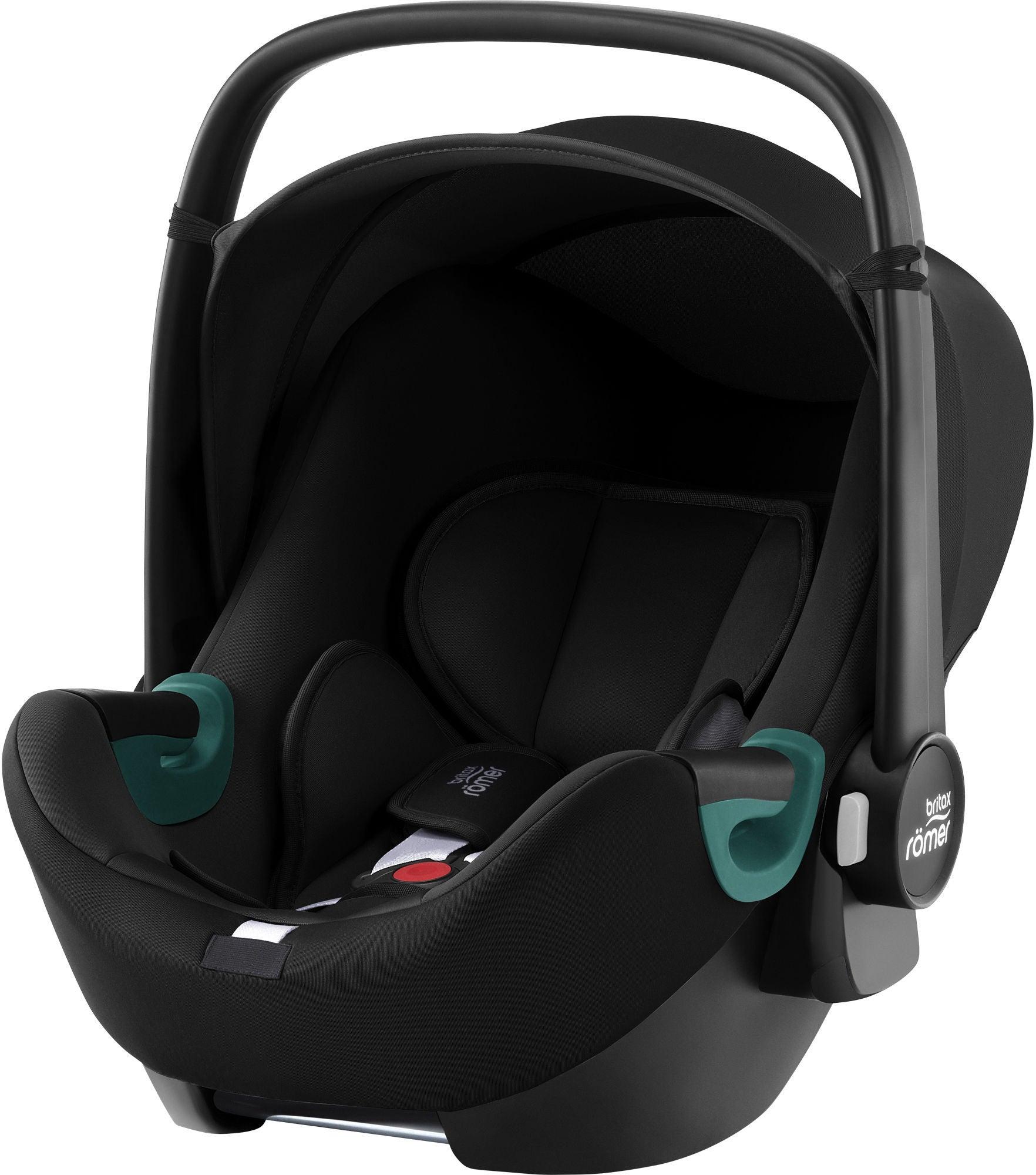 Britax Römer BABY-SAFE 3 i-SIZE BR Babyskydd, Space Black