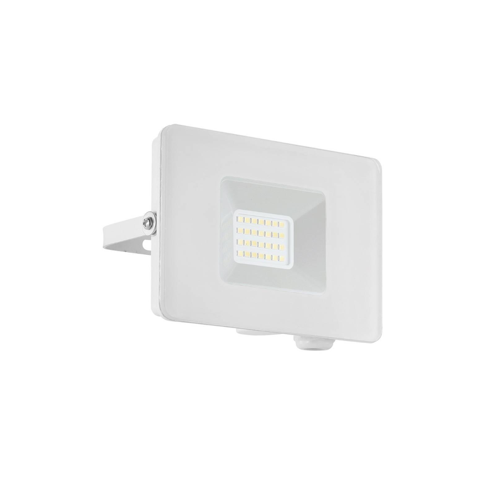 LED-kohdevalaisin ulos Faedo 3, valkoinen, 20 W