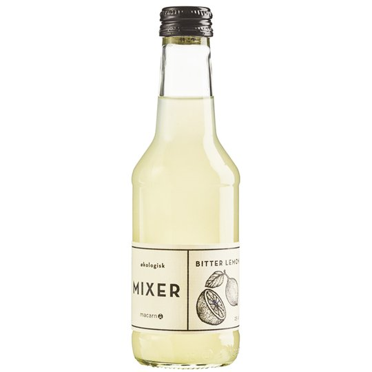 "Drinkmix ""Bitter Lemon"" 25cl - 66% rabatt"
