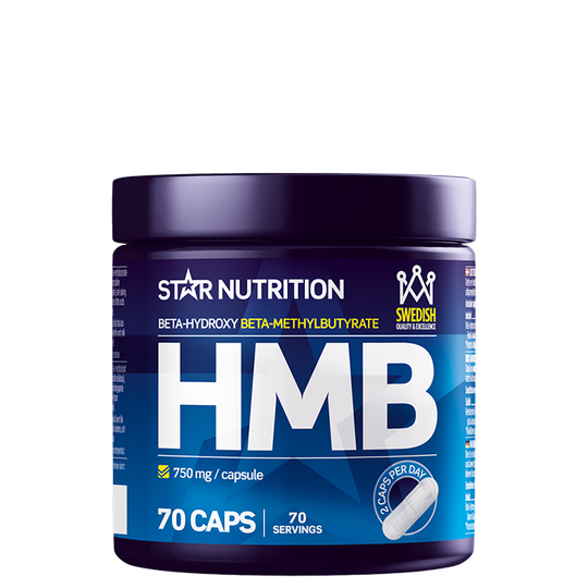 HMB, 70 caps