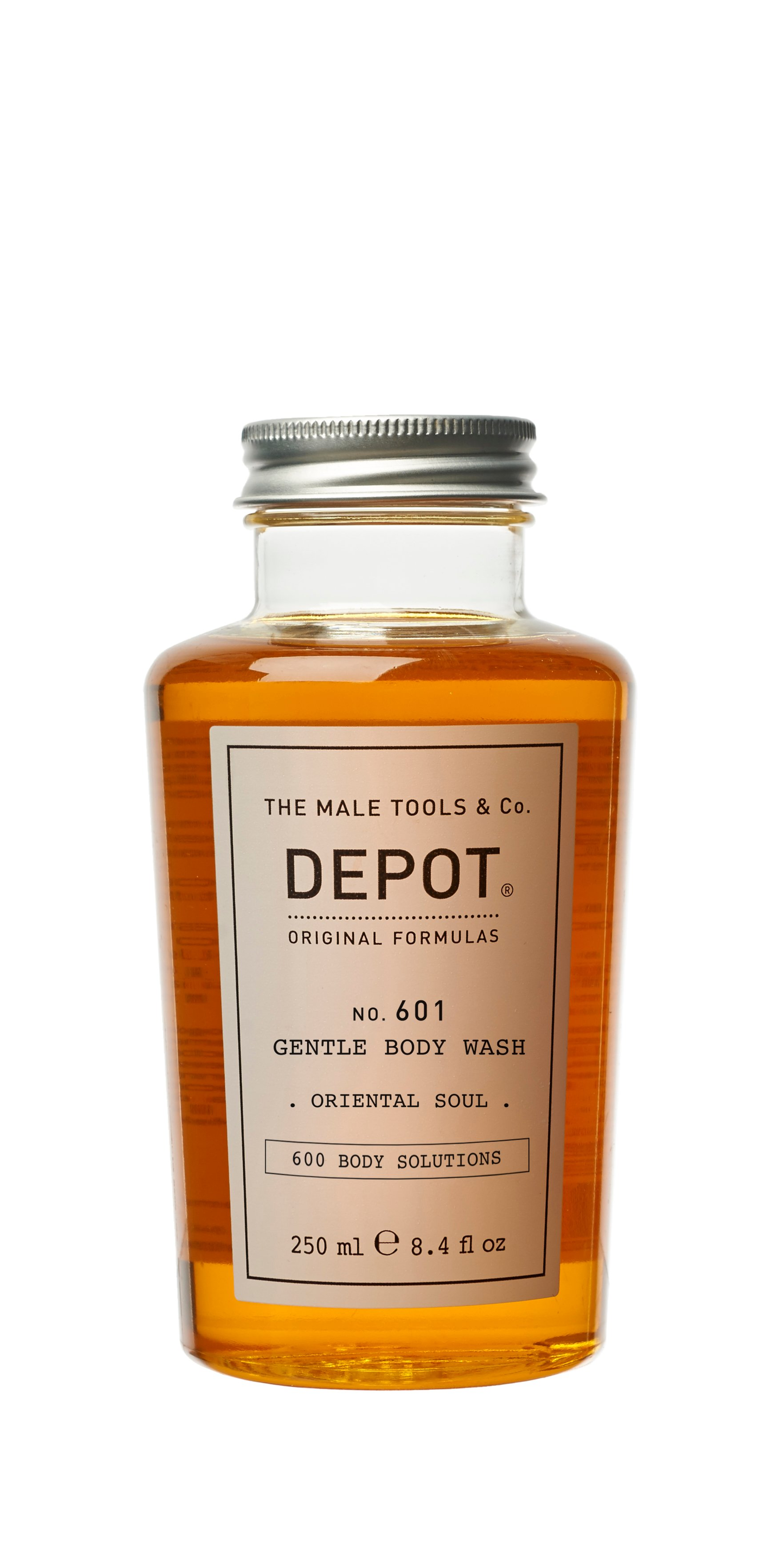 Depot - No. 601 Gentle Body Wash Oriental Soul - 250 ml
