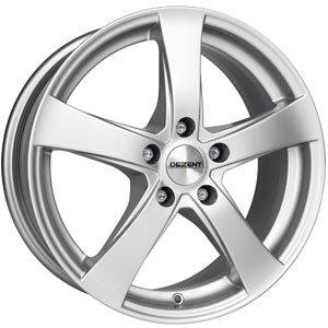 Dezent RE Silver 6.5x16 4/108 ET46 B70.1