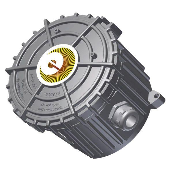 Ebeco 8935067 Kytkentärasia 125 x 150 mm, ELAK-R7