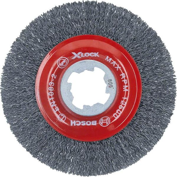Bosch Clean for Metal Teräsharja X-LOCK, 0,3 x 115 mm