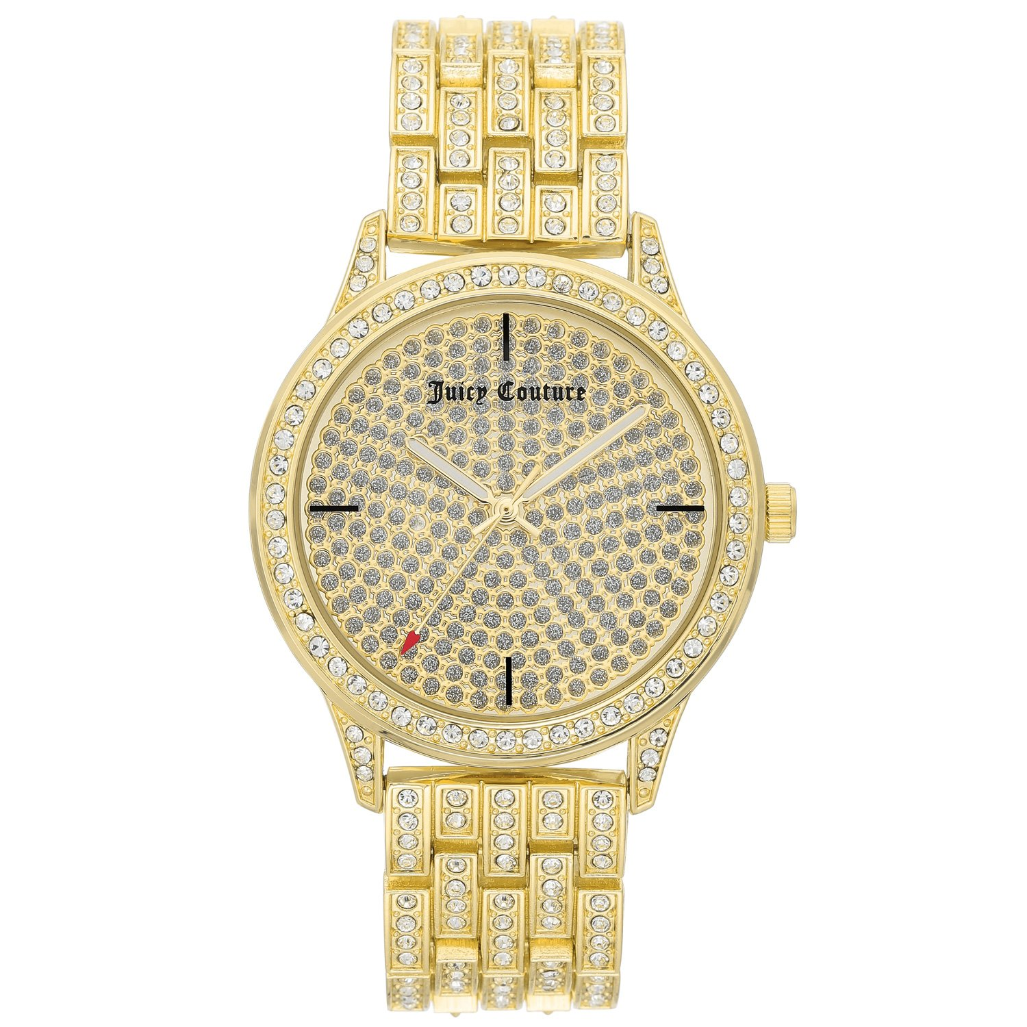 Juicy Couture Women's Watch Gold JC/1138PVGB