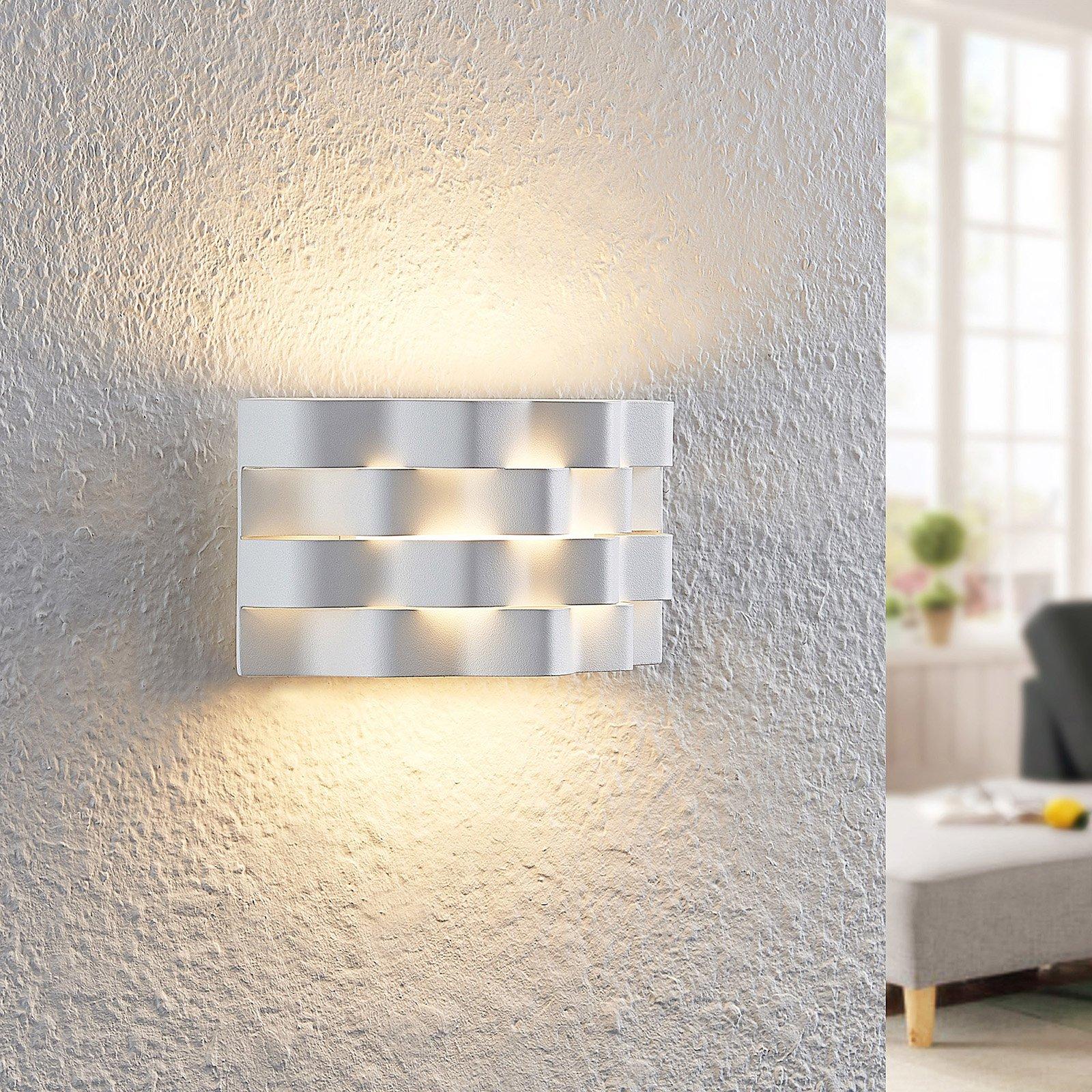 Arcchio Leonel LED-vegglampe, 18,5 cm