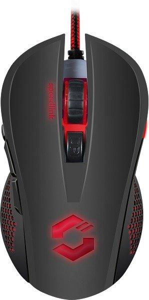 TORN Gaming Mouse (Black/Black)