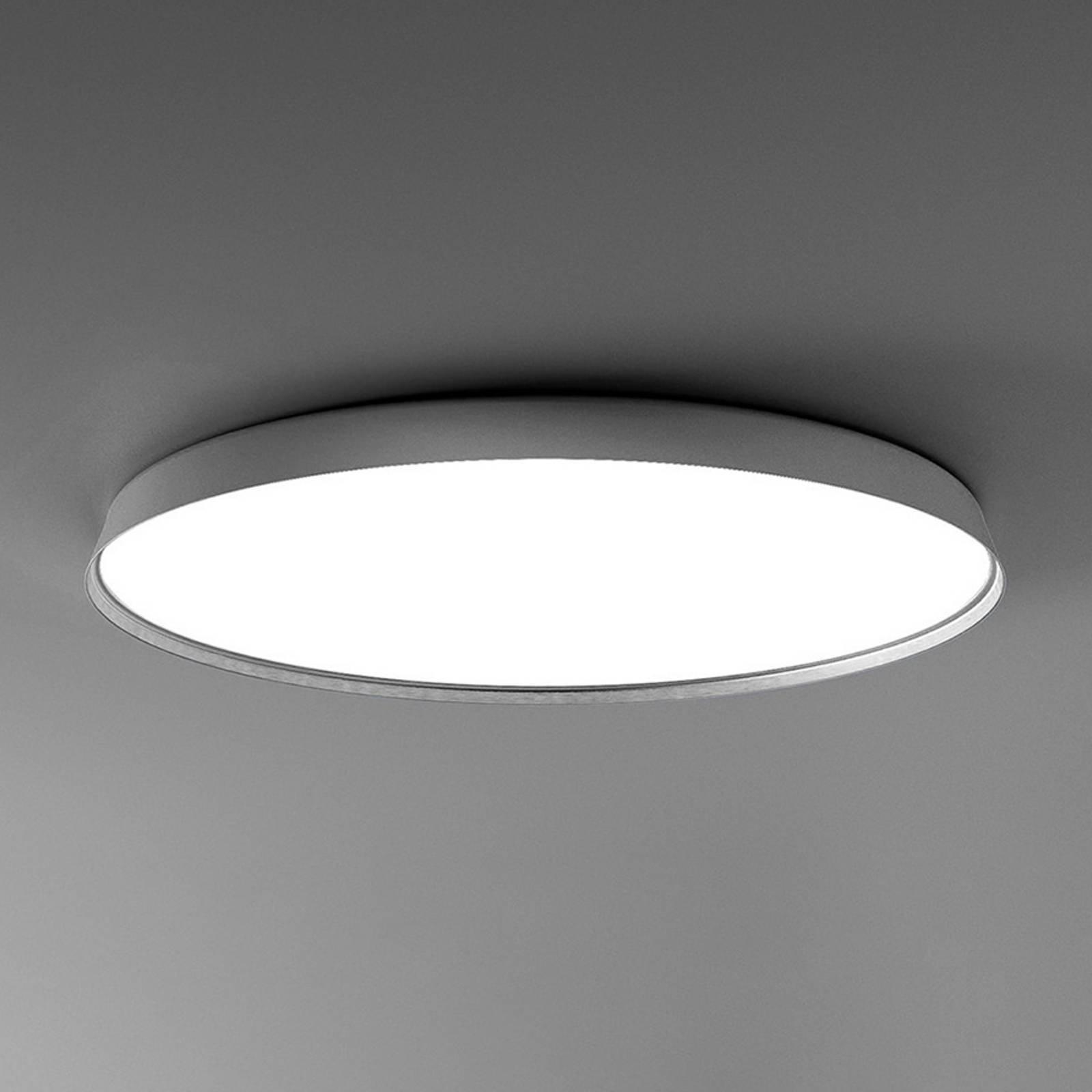 Luceplan Compendium Plate LED-taklampe, alu