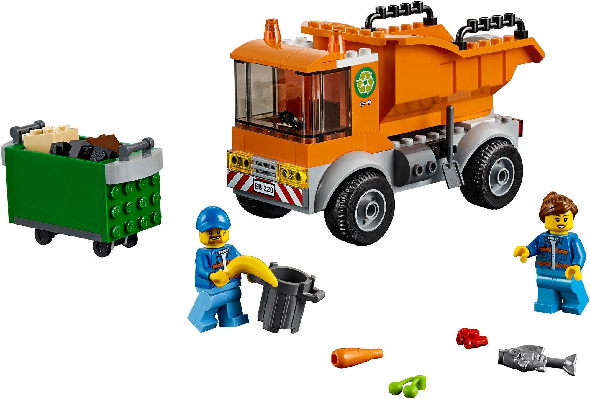 LEGO City Great Vehicles 60220 Roska-auto