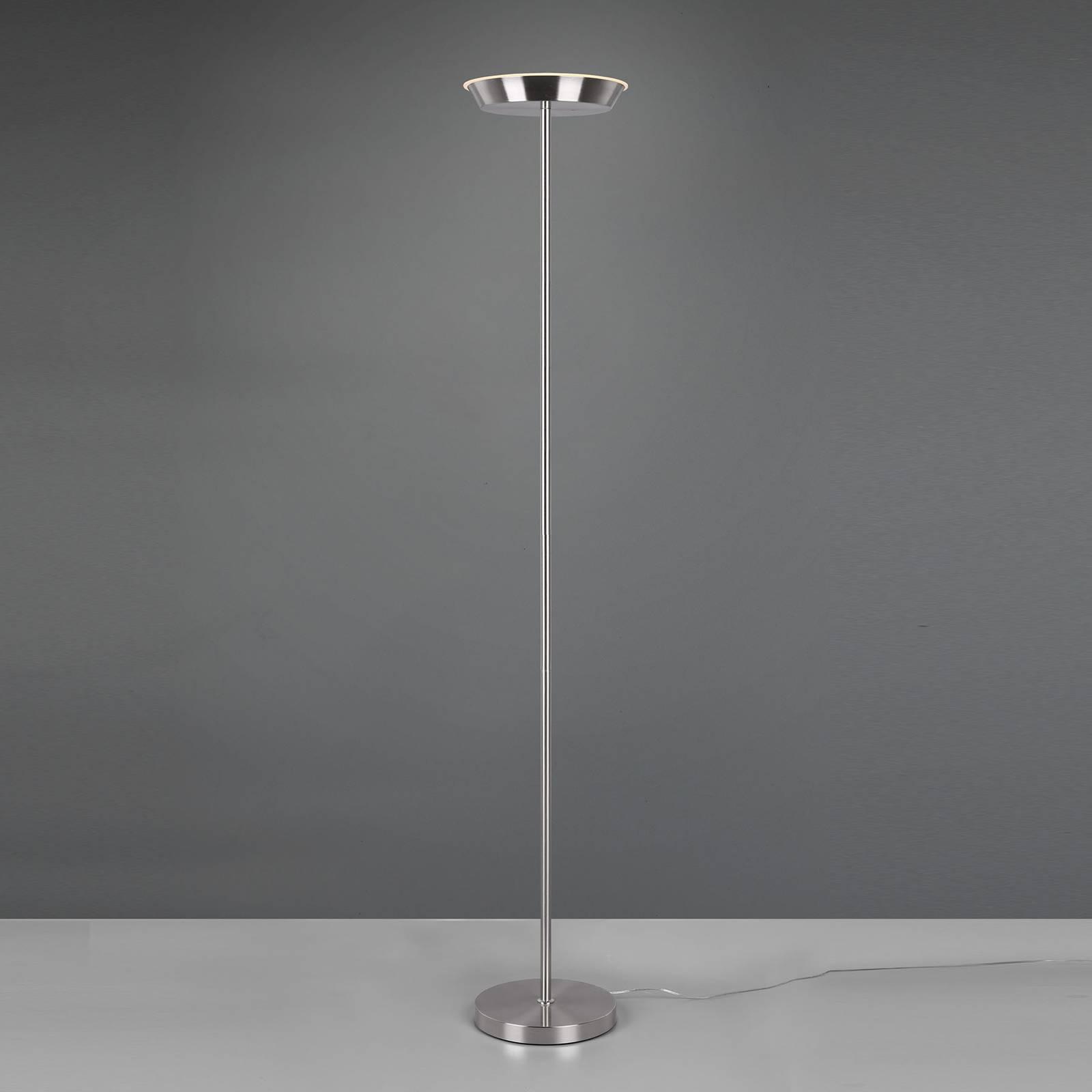 Ylössuunnattu LED-valaisin Swona WiZ matta nikkeli