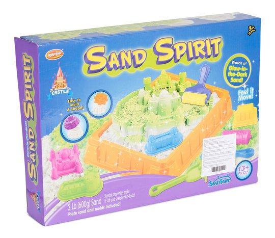 Sand Spirit Lekesett Selvlysende Slott 600 g
