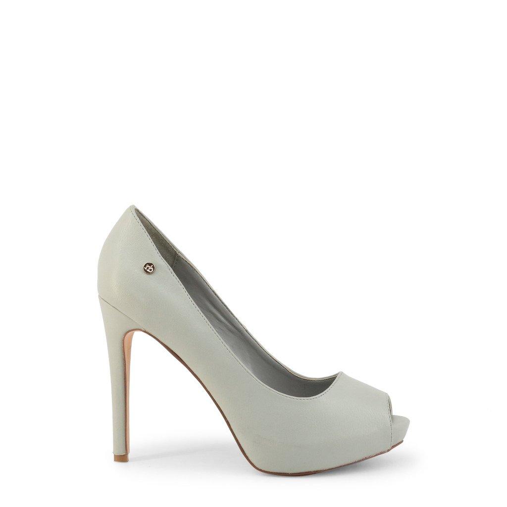 Roccobarocco Women's Heel Grey RBSC1BU01 - grey EU 36