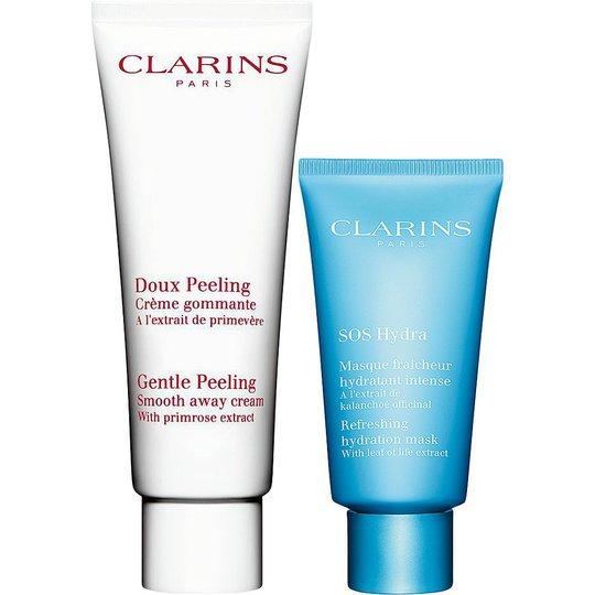 Mask & Peeling Duo, Clarins Ihonhoito