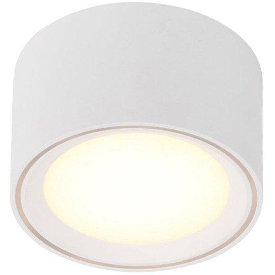 Nordlux FALLON 47540101 Kohdevalaisin LED, 2700K, IP20 valkoinen