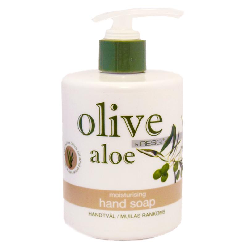 Handtvål Olivolja Aloe - 36% rabatt