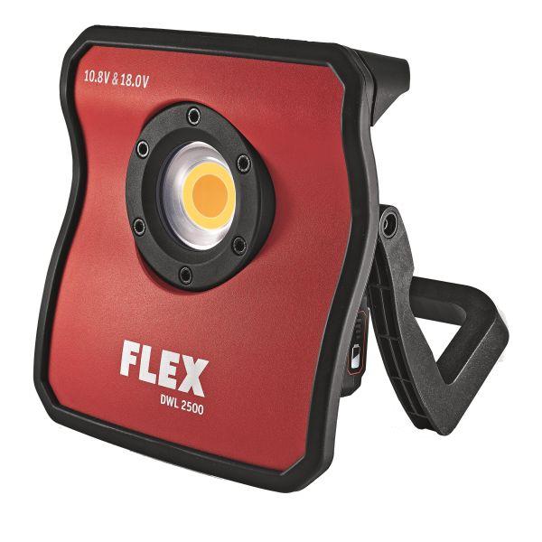 Flex DWL 2500 Täyden spektrin valaisin ilman akkua ja laturia