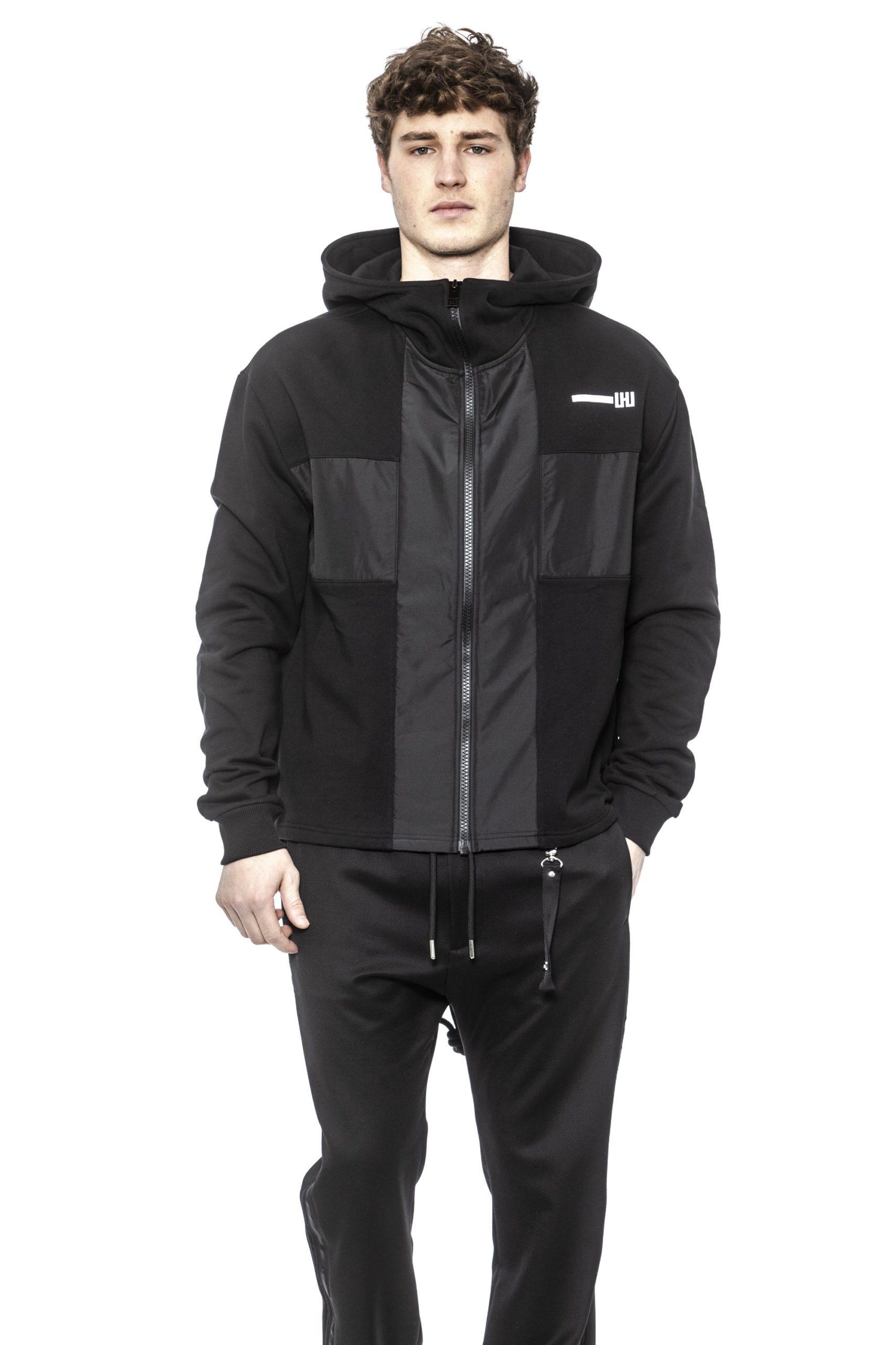 Les Hommes Men's Sweater Black LE1393228 - S
