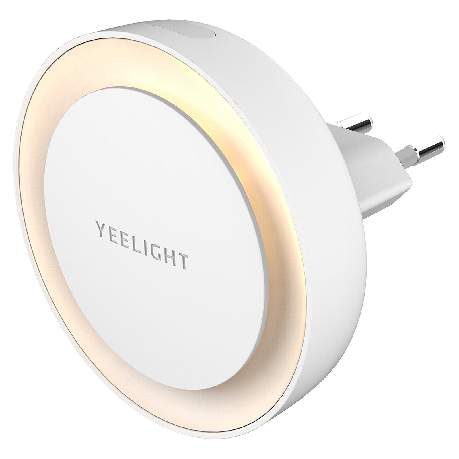 Yeelight sensor-nattlys for stikkontakt
