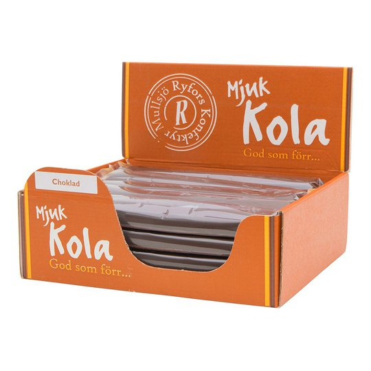 Ryfors Chokladkolastång - 1-pack