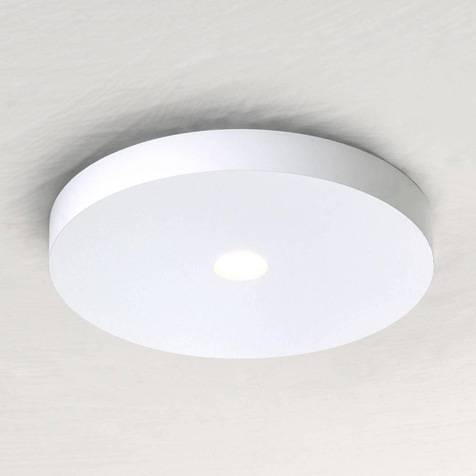 Bopp Close LED-kattovalaisin, valkoinen