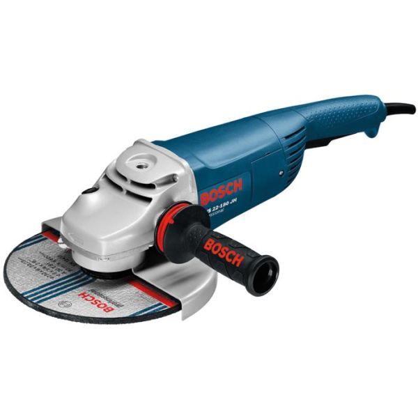 Bosch GWS 22-180 JH Vinkelsliper 2200 W