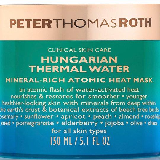 Peter Thomas Roth Hungarian Thermal Water Heat Mask, 150 ml Peter Thomas Roth Kasvonaamio
