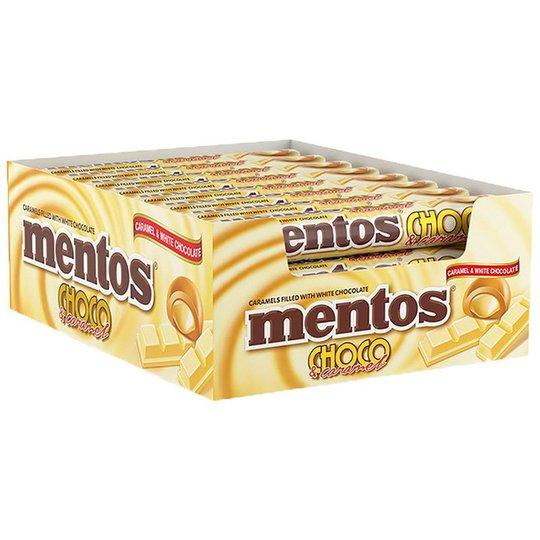 Mentos Choco White 24-pack - 23% rabatt